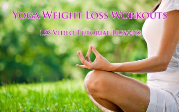 Yoga Weight Loss Workouts スクリーンショット1