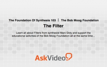 The Filter - Foundation Of Synthesis スクリーンショット1