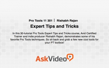 Expert Tips and Tricks for Pro Tools 11 スクリーンショット1