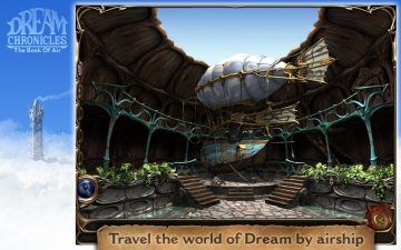 Dream Chronicles: The Book of Air スクリーンショット3