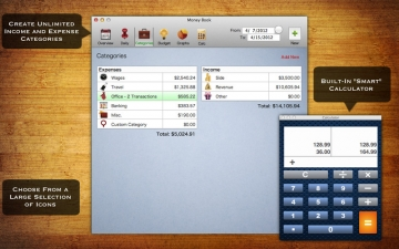 Money Book - Money Management for Business スクリーンショット4