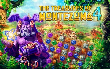 The Treasures of Montezuma 4 (Full) スクリーンショット1