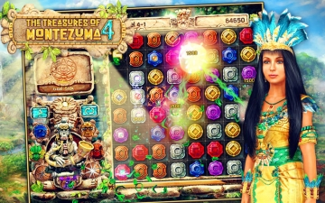 The Treasures of Montezuma 4 (Full) スクリーンショット2