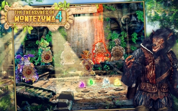 The Treasures of Montezuma 4 (Full) スクリーンショット4