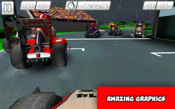 MiniDrivers: The game of mini racing cars スクリーンショット3