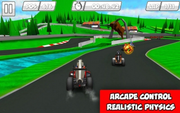 MiniDrivers: The game of mini racing cars スクリーンショット4