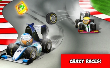 MiniDrivers: The game of mini racing cars スクリーンショット5
