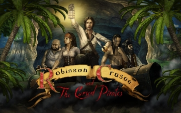 Robinson Crusoe and the Cursed Pirates スクリーンショット1