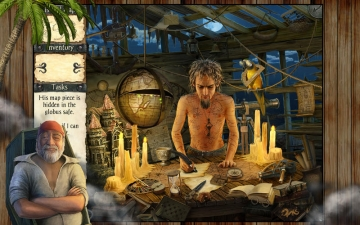 Robinson Crusoe and the Cursed Pirates スクリーンショット3