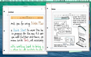 Good Writer - Take Notes, Sketch, To-do & Word Processor スクリーンショット2