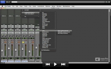 Course For Pro Tools 10 100 - What's New In Pro Tools 10 スクリーンショット5