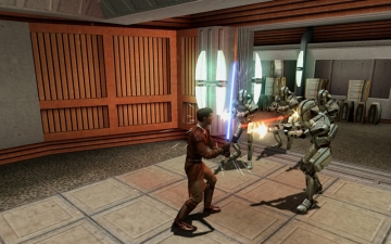 Star Wars®: Knights of the Old Republic® スクリーンショット1