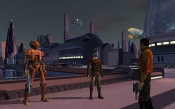 Star Wars®: Knights of the Old Republic® スクリーンショット2