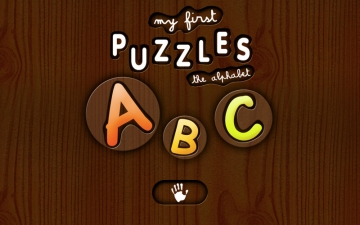 My first puzzles: the Alphabet スクリーンショット5