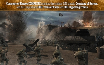 Company of Heroes® Complete: Campaign Edition スクリーンショット1