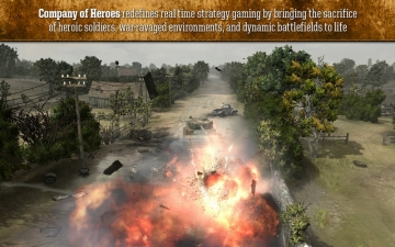 Company of Heroes® Complete: Campaign Edition スクリーンショット2