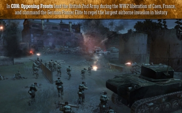Company of Heroes® Complete: Campaign Edition スクリーンショット3