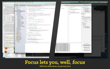 Focus • Remove Distractions and Get More Done スクリーンショット2