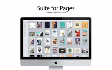 Suite for Pages スクリーンショット1