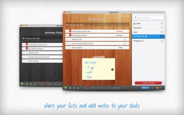 Wunderlist: To-Do List & Tasks スクリーンショット3