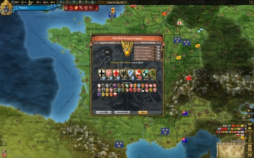 Europa Universalis III Chronicles スクリーンショット1