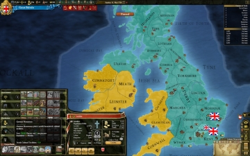 Europa Universalis III Chronicles スクリーンショット2