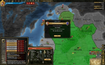 Europa Universalis III Chronicles スクリーンショット4