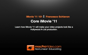 Course For iMovie '11 101 - Core iMovie '11 スクリーンショット1