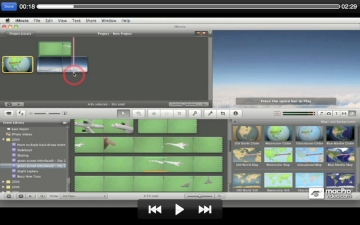 Course For iMovie '11 101 - Core iMovie '11 スクリーンショット5