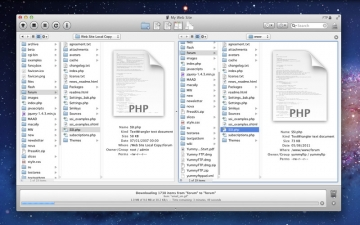 Yummy FTP Lite - Fast & Reliable FTP/SFTP/FTPS Client スクリーンショット1