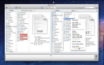 Yummy FTP Lite - Fast & Reliable FTP/SFTP/FTPS Client スクリーンショット4