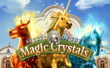 Secret of the Magic Crystals スクリーンショット1