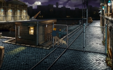 Broken Sword - The Smoking Mirror: Remastered スクリーンショット2