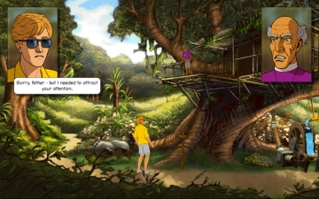 Broken Sword - The Smoking Mirror: Remastered スクリーンショット5