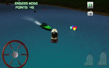 Boat Racing 3D - Top Water Craft Speed Game スクリーンショット3