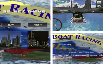 Boat Racing 3D - Top Water Craft Speed Game スクリーンショット4