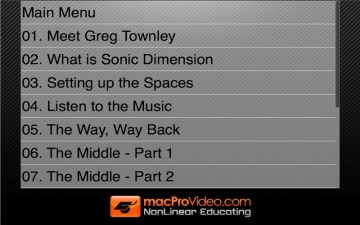 Sonic Dimension in Mixing by Greg Townley スクリーンショット3