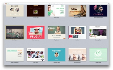 Suite for MS PowerPoint - Templates スクリーンショット1