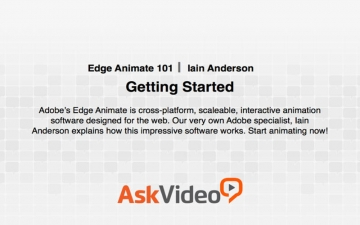 Course For Edge Animate 101 - Getting Started スクリーンショット1