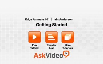 Course For Edge Animate 101 - Getting Started スクリーンショット2