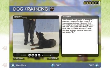 Dog Training by Selectsoft スクリーンショット2