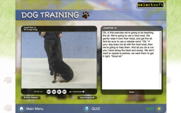 Dog Training by Selectsoft スクリーンショット3