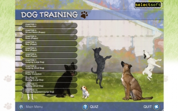 Dog Training by Selectsoft スクリーンショット5