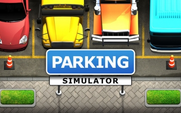 Car Parking Simulator 3D Game スクリーンショット1