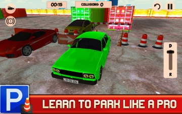 Car Parking Simulator 3D Game スクリーンショット2