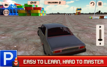 Car Parking Simulator 3D Game スクリーンショット3
