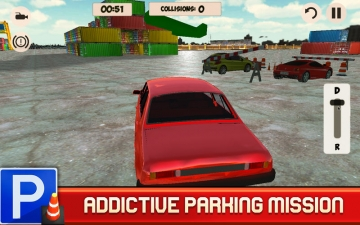 Car Parking Simulator 3D Game スクリーンショット4