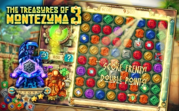 The Treasures of Montezuma 3 (Free) スクリーンショット2