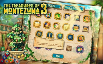The Treasures of Montezuma 3 (Free) スクリーンショット3
