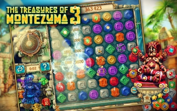 The Treasures of Montezuma 3 (Free) スクリーンショット4